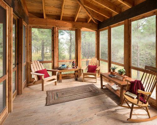 Rustic Porch Design Ideas Remodels Amp Photos