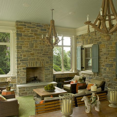 traditional porch by RWA Architects