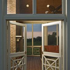 Porch by Michael Cadden . Promaster Design+Build