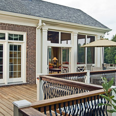 Porch by Michael Cadden . Promaster Design+Build