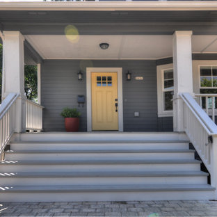 Classic porch idea in Portland