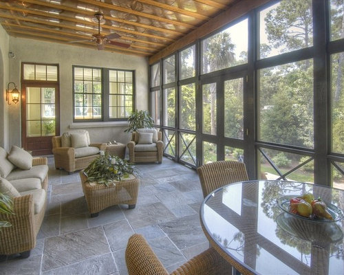 Screened Porch Flooring Ideas Pictures Remodel And Decor