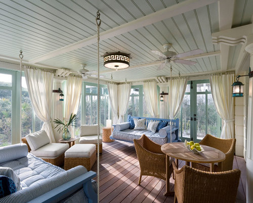 Sunporch Colors Ideas, Pictures, Remodel and Decor