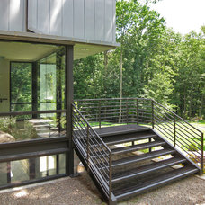 Contemporary Porch by MADLAB LLC