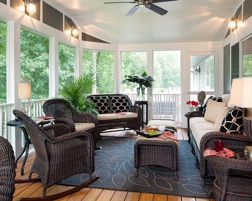 saveemail decorating - Screened In Porch Design Ideas