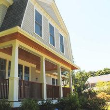 Craftsman Porch by Williamson Building Works, LLC