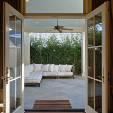 Traditional Patio by Brian Gille Architects, Ltd.