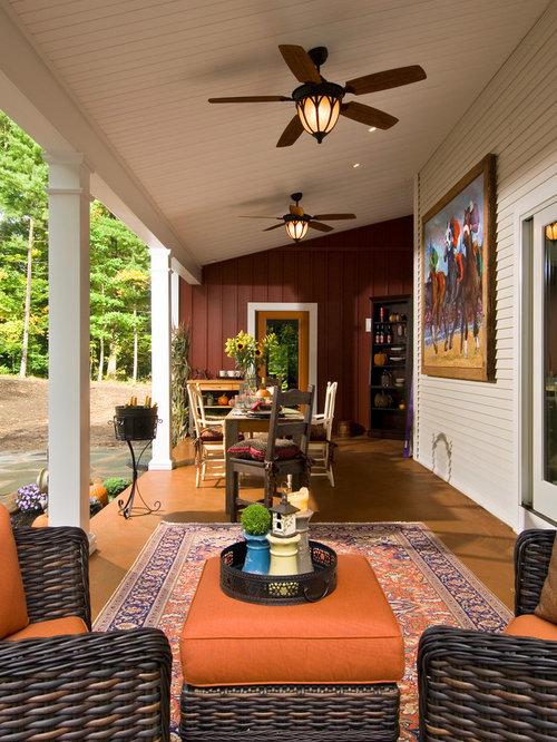 art deco porch columns home design ideas renovations photos. Black Bedroom Furniture Sets. Home Design Ideas