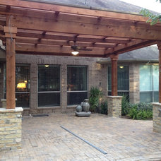 Traditional Porch by Windsor Builders