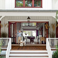 Traditional Porch sliding doors