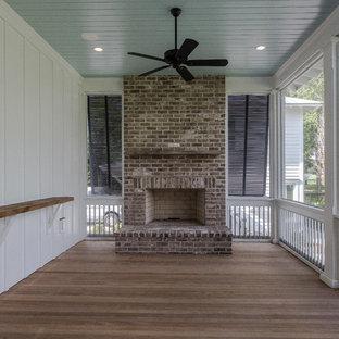 Classic porch idea in Atlanta