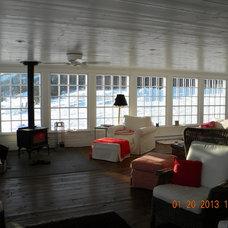 "Traditional Porch ""Sortie"" Newfoundland, Canada"
