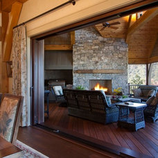 Traditional Porch by Platt Architecture, PA