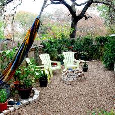 Tropical Porch by Kara Mosher