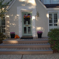 Traditional Porch by Legal Eagle Contractors