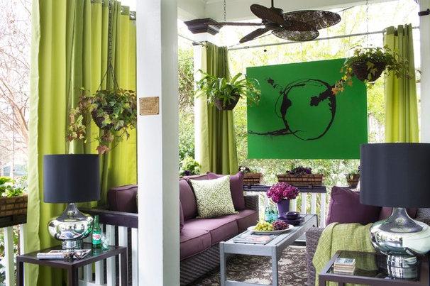 Contemporary Porch by Hayneedle