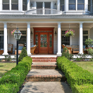 Lattice Porch Decor Houzz