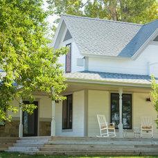 Farmhouse Porch by Legends Studio