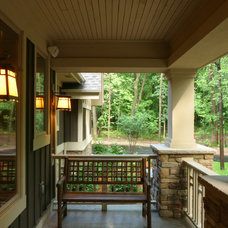 Traditional Porch by Landsted Companies, LLC
