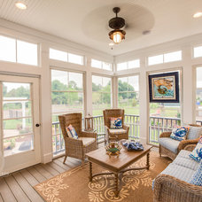 Traditional Porch by Stephen Alexander Homes & Neighborhoods