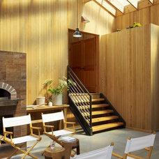 Contemporary Porch by Malcolm Davis Architecture