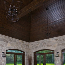 Traditional Porch by Orren Pickell Building Group