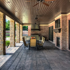 Traditional Porch by Stonecroft Homes