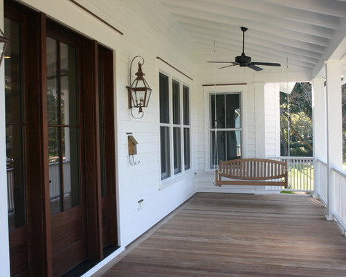 Tongue And Groove Porch Ceiling Houzz