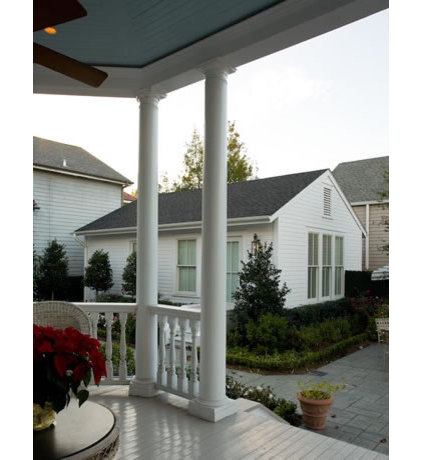 Traditional Porch by Bockman + Forbes Design