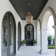mediterranean porch by Sullivan, Henry, Oggero and Associates, Inc.