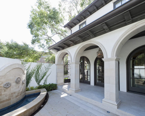 Best pillar arch design ideas remodel pictures houzz Outside veranda designs
