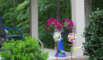 Summer Porch Scene