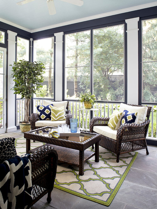 Screen Porch Furniture Home Design Ideas Pictures Remodel And Decor