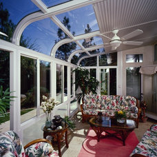 traditional porch by Advanced sunrooms,Inc