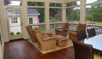 Sun Rooms, Decks, Porches