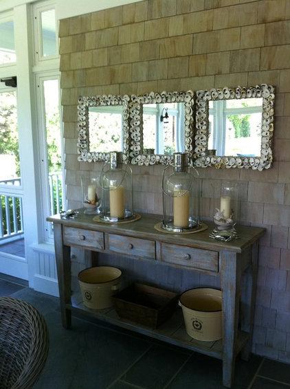 Eclectic Porch by Toni Sabatino