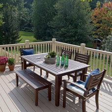 Traditional Porch by Gardner/Fox Associates, Inc