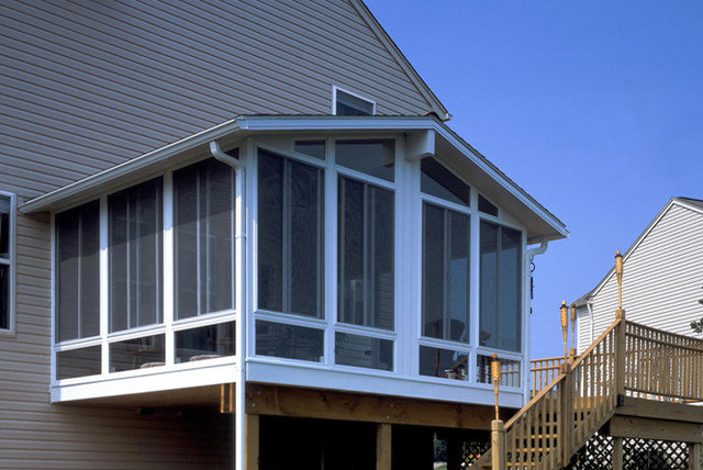 Porch by All Pro Builders Inc.