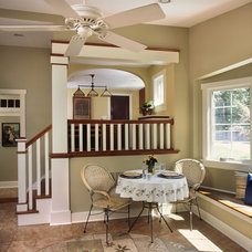 Traditional Porch by Patricia B. Warren, AIA   Warren Architecture, LLC