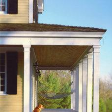 Farmhouse Porch by Connor Homes