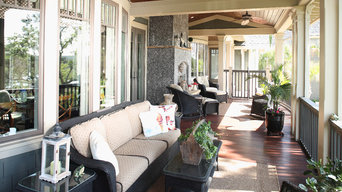 Swallowtail Porch Design
