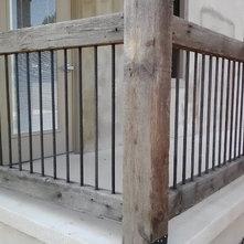 Porch By Oak Ridge Builders Inc