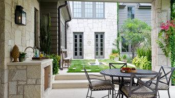 Terrell Hills Outdoor Porch