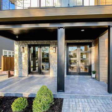 The Addison IV Eco-Smart Home | Downtown Naperville, IL