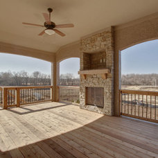 Traditional Porch by Providence Homes, LLC