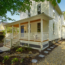 Traditional Porch by Meadowlark Builders