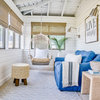 Houzz Tour: Chic Coastal Style and Beds for 12 in 870 Square Feet