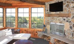 The Meadow Vista House | Sun Porch