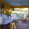 Fabric Focus: 6 Ways to Bring Ticking Stripe Fabric Home