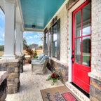 Ridgeside Vineyard Farmhouse Farmhouse Porch Dc
